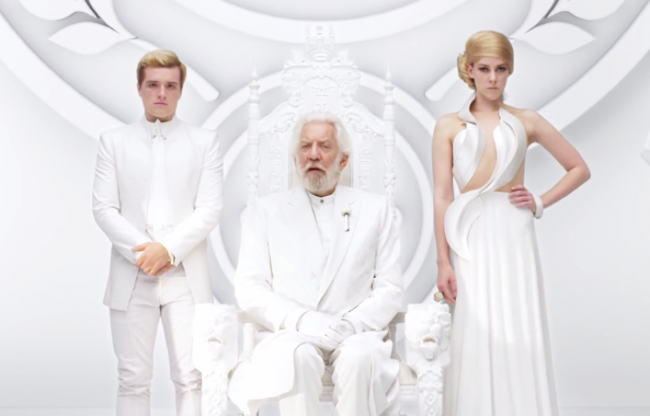 Watch President Snow's Panem Address – Together As One #OnePanem