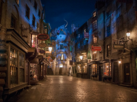 Pictures of Inside 'The Wizarding World of Harry Potter' Diagon Alley Expansion!
