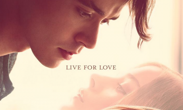 'If I Stay' Movie Poster With Chloë Moretz and Jamie Blackley!