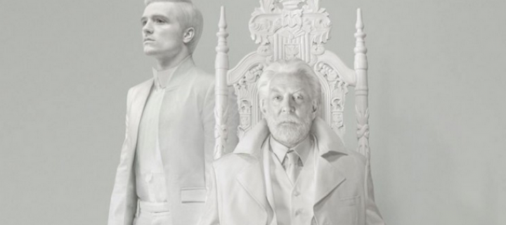 New Promo Photo For 'The Hunger Games: Mockingjay Part 1'