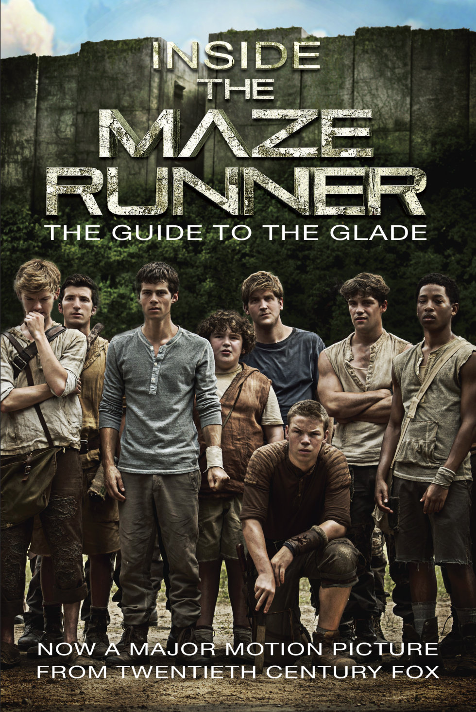 The Maze Runner Movie Tie In Books