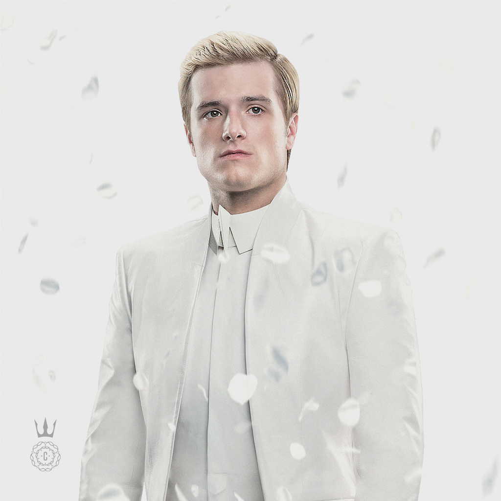 Quotes From Peeta Mellark Mockingjay. QuotesGram