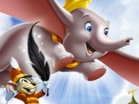 DISNEY Creating Live-Action Version of 'Dumbo'