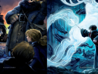 New UK-Only Harry Potter Book Covers Revealed!