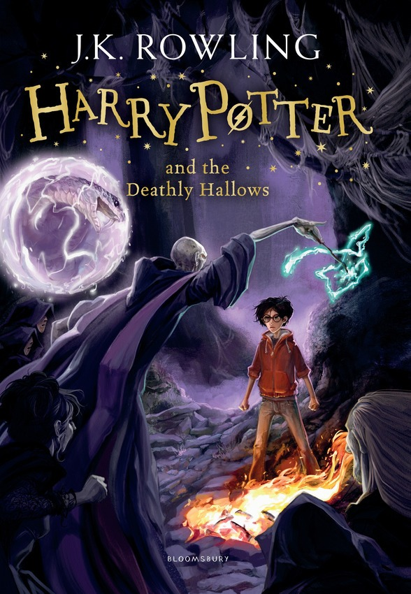 New Uk Only Harry Potter Book Covers Revealed