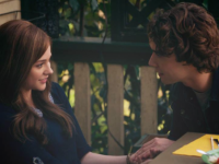 New 'If I Stay' Still With Mia Hall and Adam Wilde