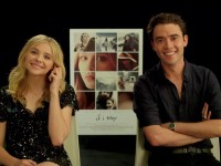 Watch 'If I Stay' Stars Chloë Moretz and Jamie Blackley Thank Us for 500K Facebook Fans!