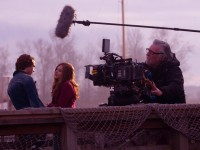 New Behind-the-Scenes 'If I Stay' Stills!