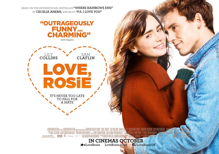 """Love, Rosie"" movie"
