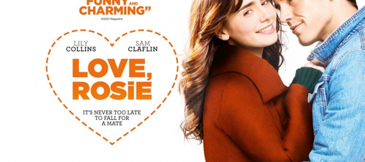 'Love, Rosie' UK Film Poster Revealed!