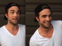Robert Pattinson Does the ALS Ice Bucket Challenge!