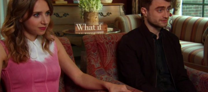 Daniel Radcliffe and Zoe Kazan Chat About 'What If' With Hypable!