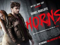 Daniel Radcliffe in New 'Horns' Poster + UK Trailer