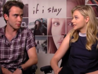 Chloë Moretz and Jamie Blackley Talk One Direction, Instagram, and More With ODE!