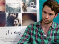 "Jamie Blackley Talks 'If I Stay' Movie With INTO FILM: ""I'm Really Dorky"""