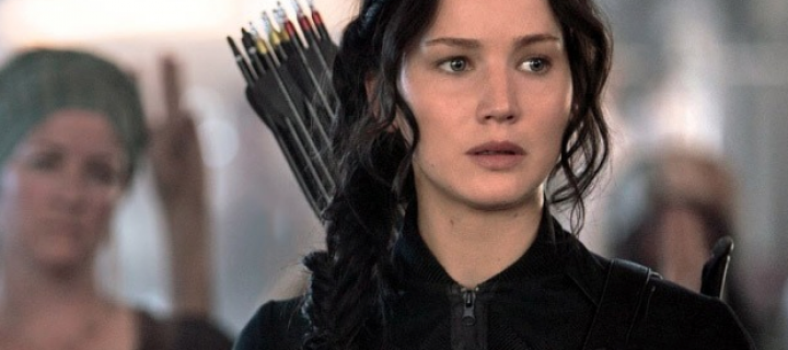 New Photo of Katniss Everdeen in 'Mockingjay Part 1'
