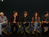 WATCH: 'The Maze Runner' Q&A at the Regent Street Apple Store With Cast and Director!