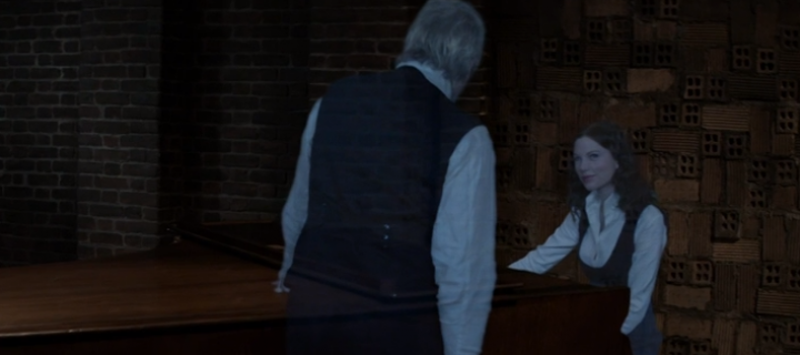 Watch Taylor Swift as Rosemary in New 'The Giver' Clip!