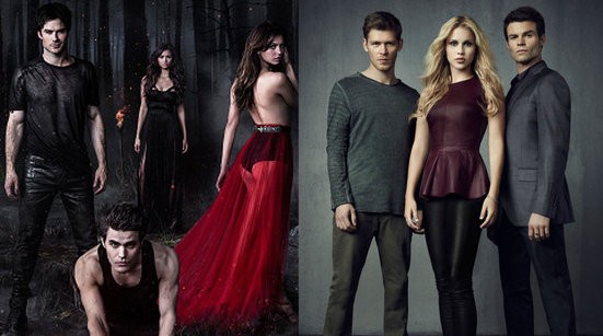 Vampire Diaries + The Originals