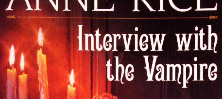 Universal Pictures Acquire Film Rights to Anne Rice's The Vampire Chronicles Series