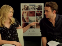 'If I Stay' Stars Chloë Moretz and Jamie Blackley Answer Fan Questions + Talks Falling in Love on Screen!