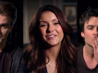 Special Message From 'The Vampire Diaries' Cast!