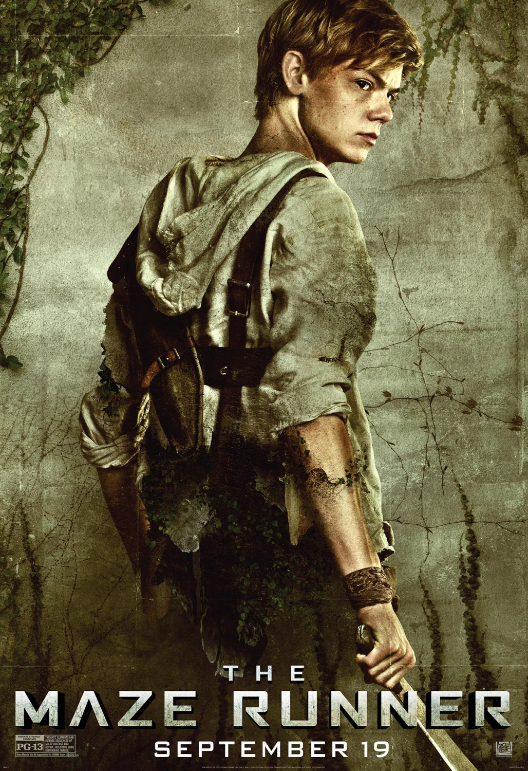 Five New 'The Maze Runner' Character Posters Revealed