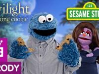 "Sesame Street's New Twilight Parody ""Breaking Cookie"" is Hilarious!"