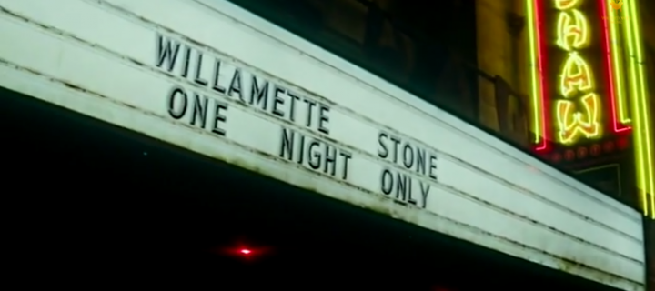 "'If I Stay' Movie's Willamette Stone ""Never Coming Down"" Music Video"