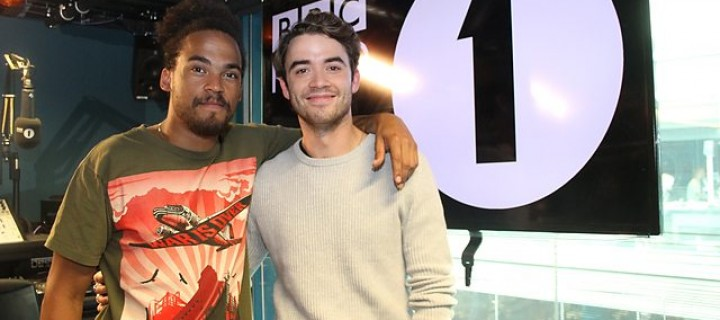 BBC Radio 1 Interviews Jamie Blackley About 'If I Stay,' Matty Healy, and More!