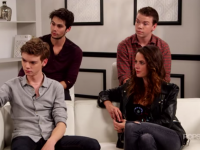 The Maze Runner Stars Chat With PopSugar About Which Celebs They Think Would Survive The Maze