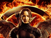 MockingJay Part 1 Katniss Poster Revealed + Trailer Coming in 5 Days!