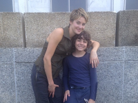 Emjay Anthony Shared Pics of Shailene Woodley and Theo James from the 'Insurgent' Set!
