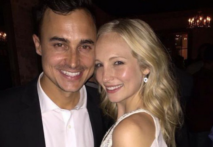 The Vampire Diaries' Candice Accola Married Joe King!
