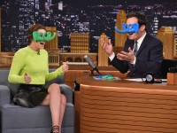 Video + Pics: Kristen Stewart on 'The Tonight Show With Jimmy Fallon