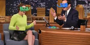 Video + Pics: Kristen Stewart on 'The Tonight Show With Jimmy Fallon