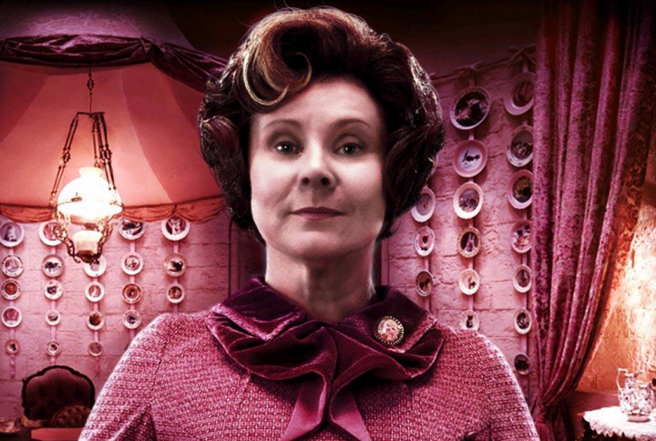 J.K. Rowling admits that Dolores Umbridge was based on a real person she 'disliked intensely on sight'