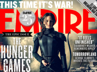 Katniss Everdeen Covers Empire Magazine's December Issue | Mockingjay Part 1 Feature!