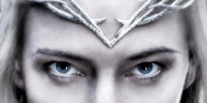 The Hobbit: The Battle of the Five Armies Galadriel Poster!
