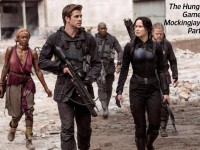 New 'Mockingjay Part 1' Still Shows Katniss, Gale, Boggs, and Paylor!