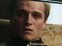 New Mockingjay Part 1 TV Spot: 'Most Anticipated' Shows a Crying Peeta