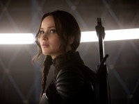 New 'Mockingjay Part 1' Stills of Katniss Everdeen