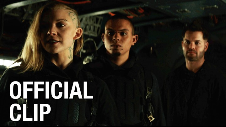 Second Clip from The Hunger Games: Mockingjay Part 1