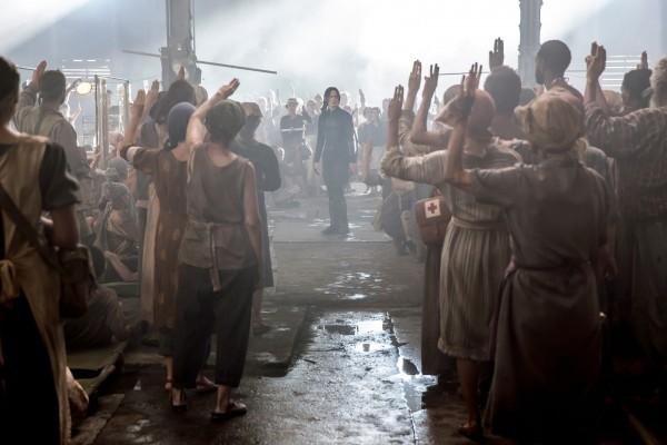 Mockingjay Part 1 movie