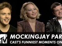 Funny 'Mockingjay Part 1' on Set Moments!