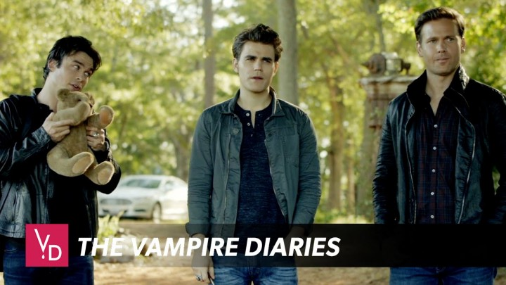 "New Clip for The Vampire Diaries Season 6, Episode 8: ""Fade Into You"""