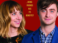 Daniel Radcliffe in NEW 'What If' Deleted Scene!