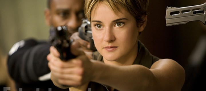Tris Prior is at Gunpoint in NEW 'Insurgent' Still!