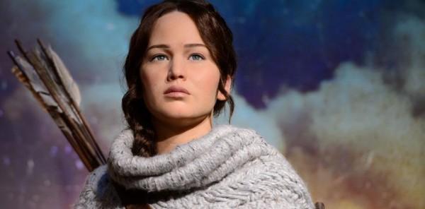 Katniss Everdeen - Madame Tussauds