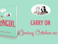 "Rainbow Rowell's ""Fangirl"" is Getting a Spinoff: ""Carry On"""